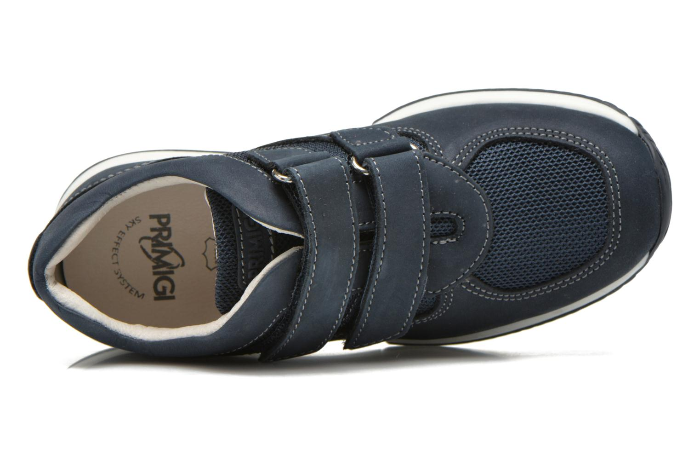 Sneaker Primigi Irding blau ansicht von links