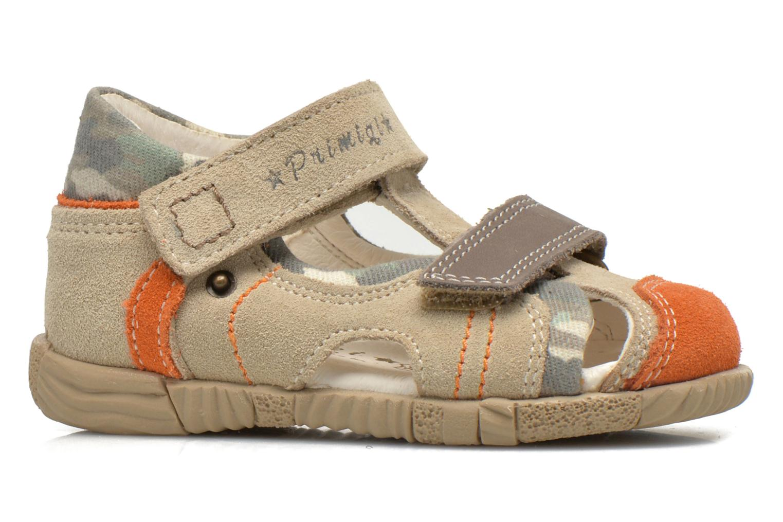 Sandales et nu-pieds Primigi Daniel Beige vue derrière