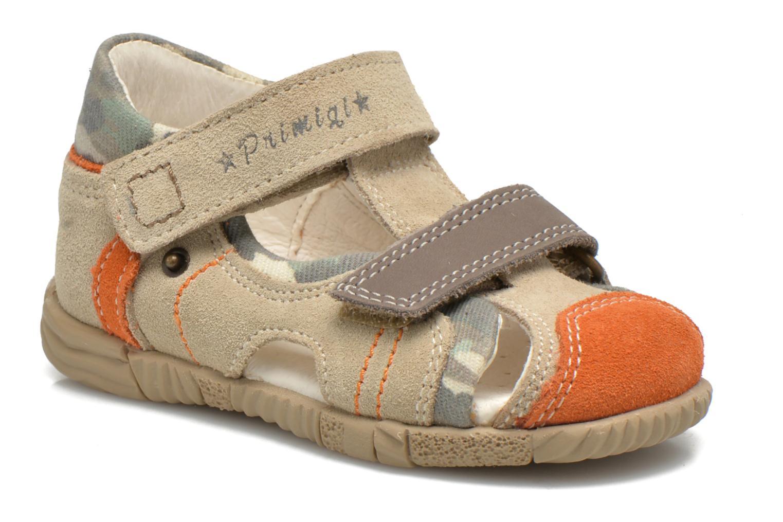 Sandales et nu-pieds Primigi Daniel Beige vue détail/paire