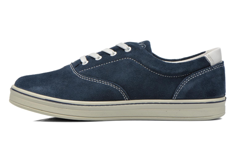 Sneakers Primigi Alienor Azzurro immagine frontale