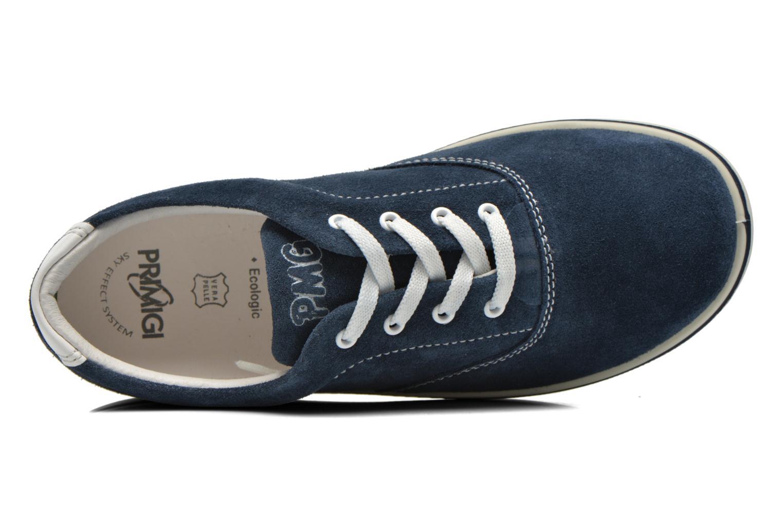 Sneakers Primigi Alienor Azzurro immagine sinistra