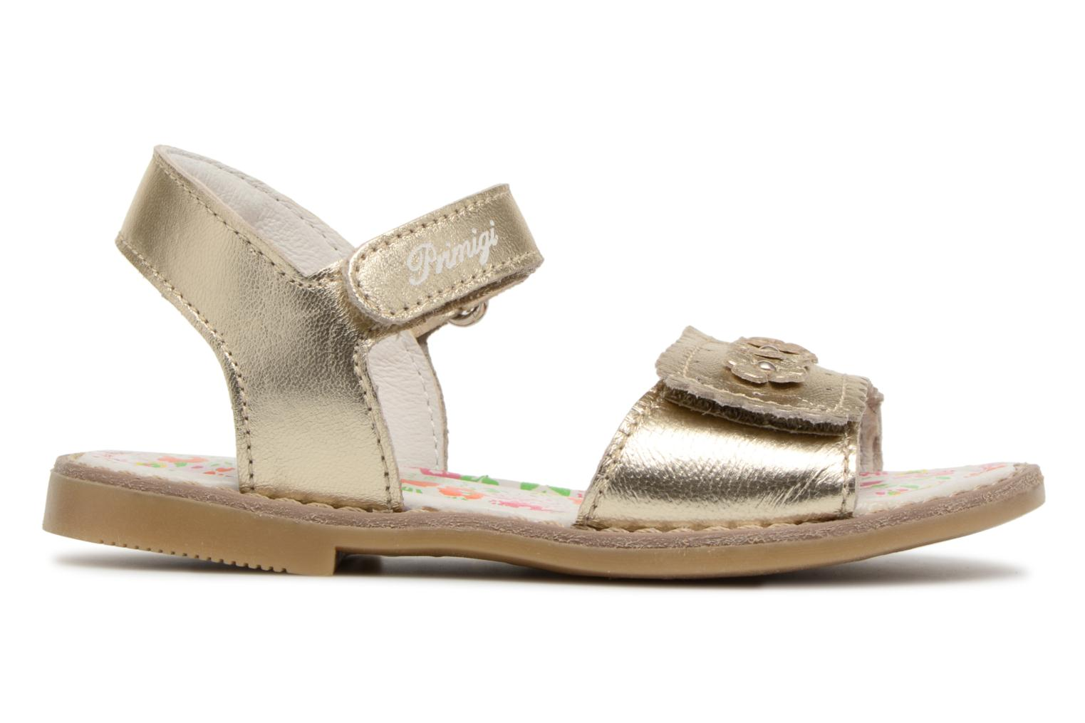 Sandals Primigi Nora Bronze and Gold back view
