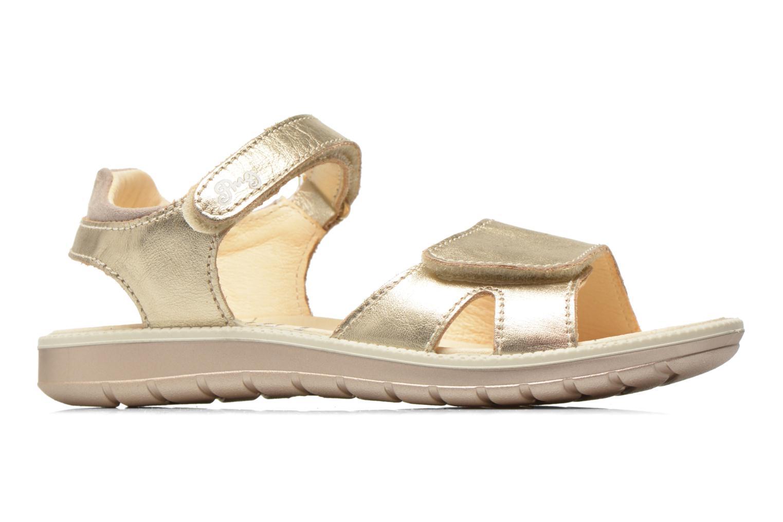 Sandals Primigi Alanis Bronze and Gold back view