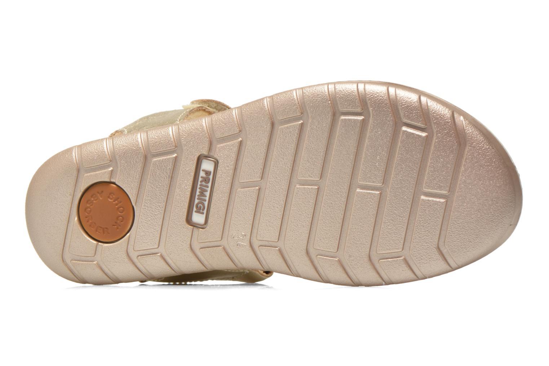 Sandalen Primigi Alanis gold/bronze ansicht von oben