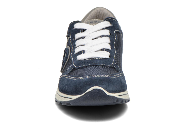 Sneakers Primigi Culver Azzurro modello indossato