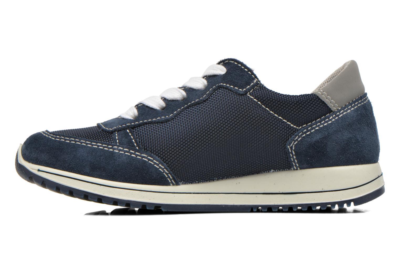 Sneaker Primigi Culver blau ansicht von vorne
