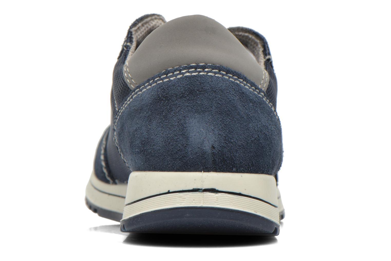 Sneaker Primigi Culver blau ansicht von rechts