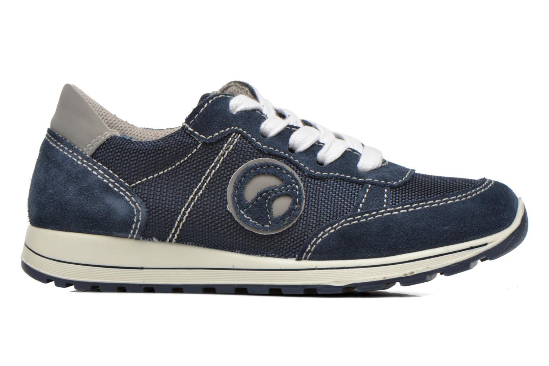 Sneakers Primigi Culver Azzurro immagine posteriore