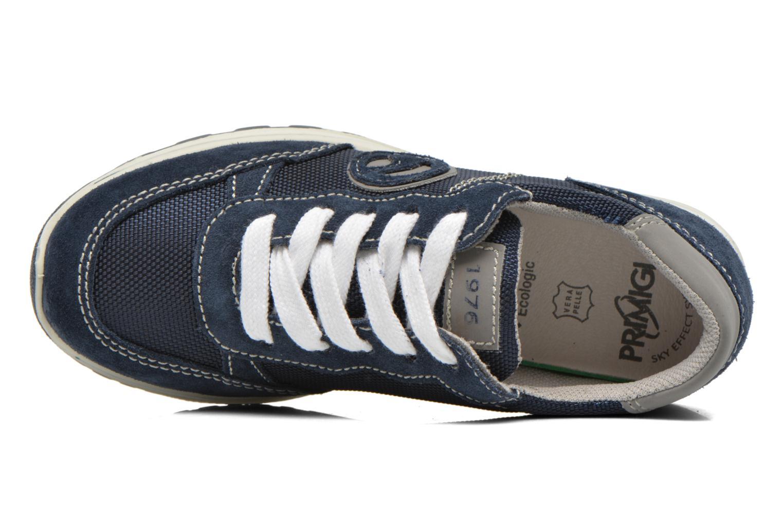 Sneakers Primigi Culver Azzurro immagine sinistra