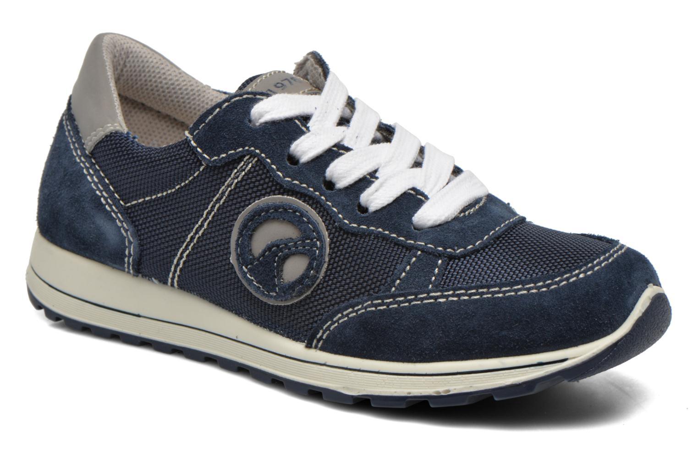 Sneaker Primigi Culver blau detaillierte ansicht/modell