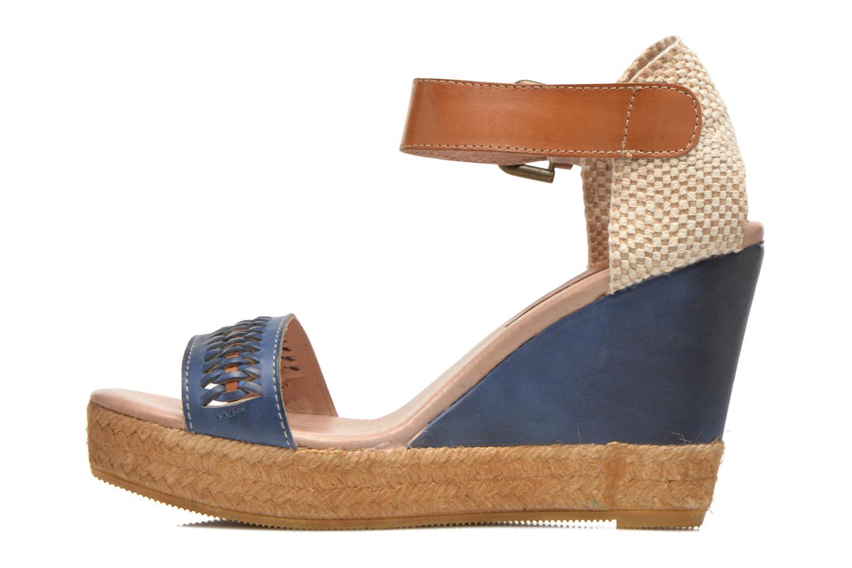 Sandali e scarpe aperte Pikolinos Villajoyos 977-8122 Azzurro immagine frontale