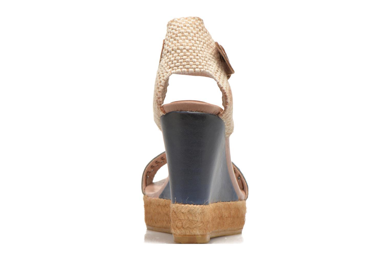 Sandali e scarpe aperte Pikolinos Villajoyos 977-8122 Azzurro immagine destra