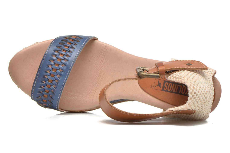 Sandali e scarpe aperte Pikolinos Villajoyos 977-8122 Azzurro immagine sinistra