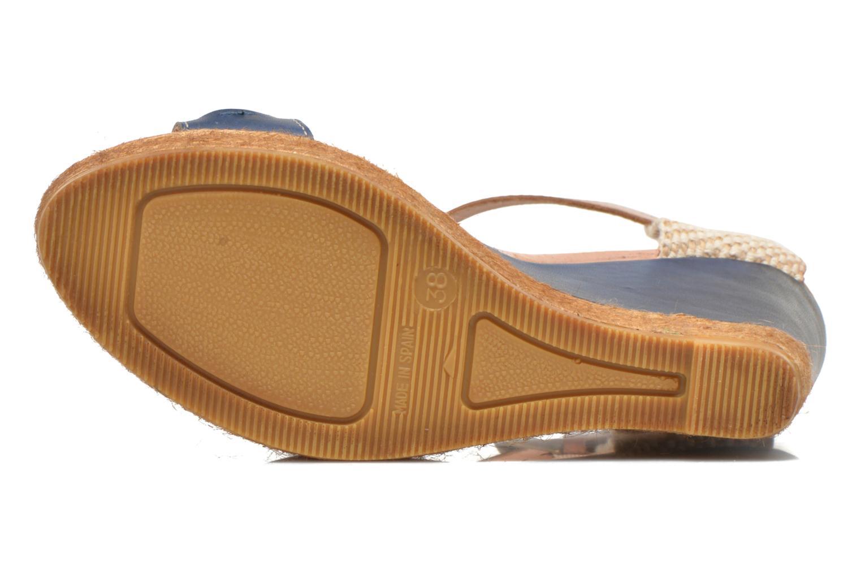Sandali e scarpe aperte Pikolinos Villajoyos 977-8122 Azzurro immagine dall'alto
