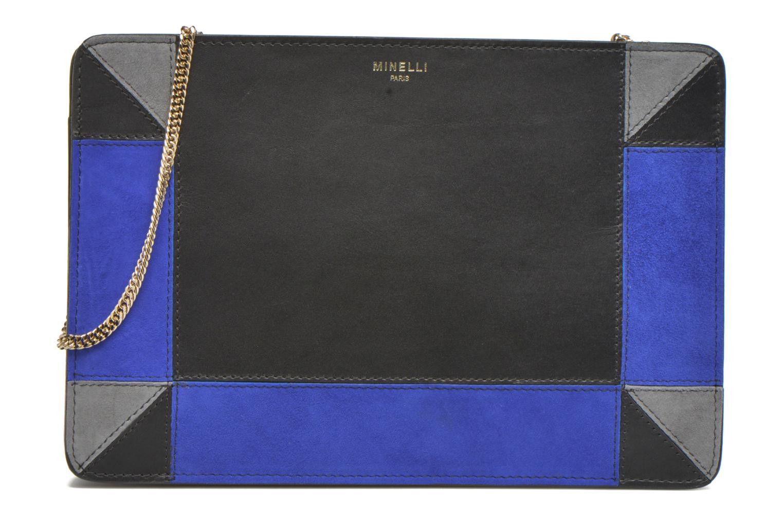 Bolsos de mano Minelli MC 926 Porté épaule Negro vista de detalle / par