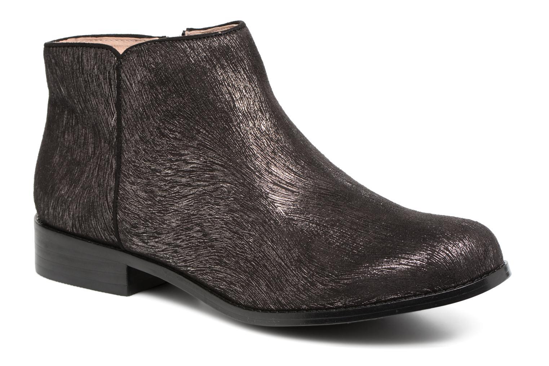 Boots en enkellaarsjes Mellow Yellow Alessia Zwart detail