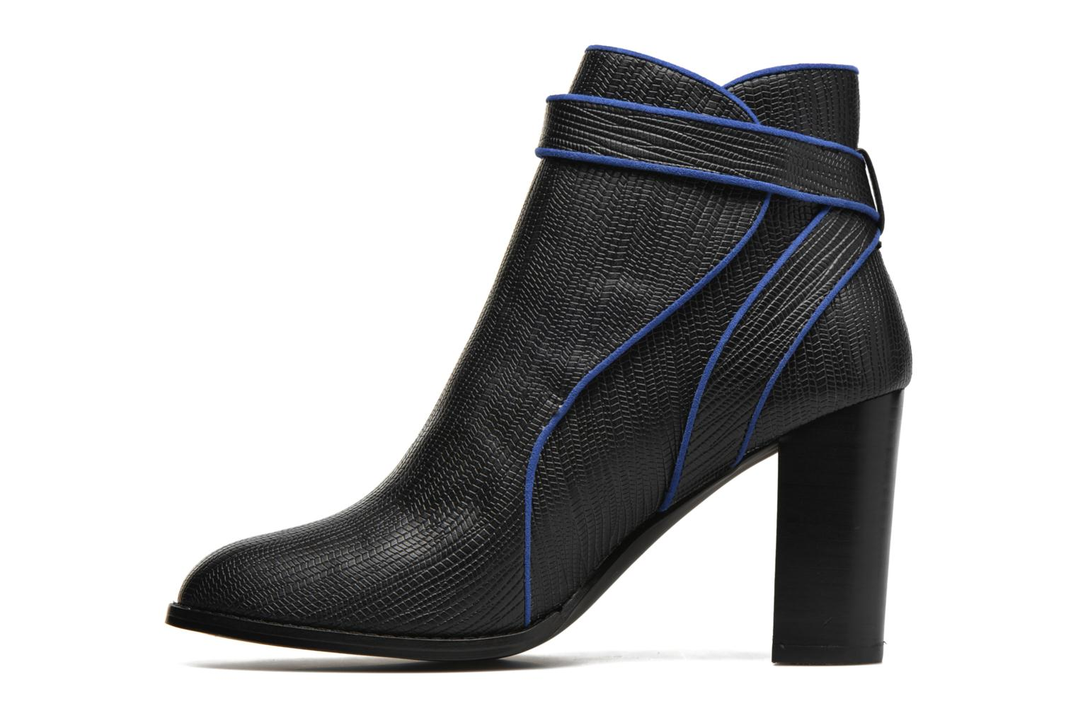 Ankle boots Mellow Yellow Alida Black front view
