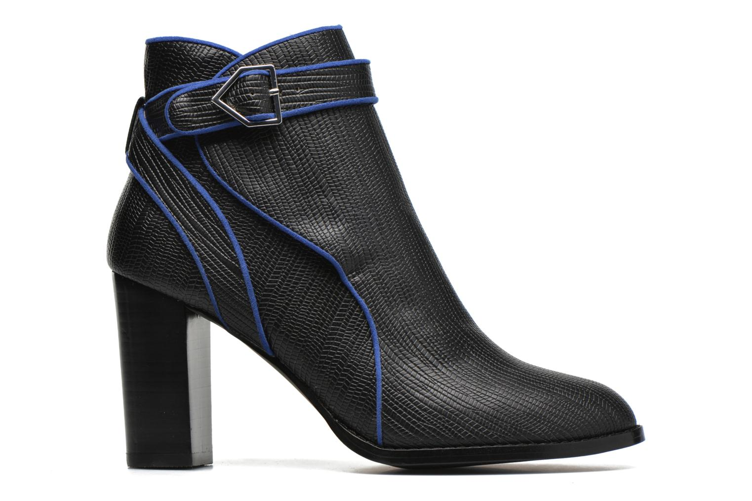 Ankle boots Mellow Yellow Alida Black back view