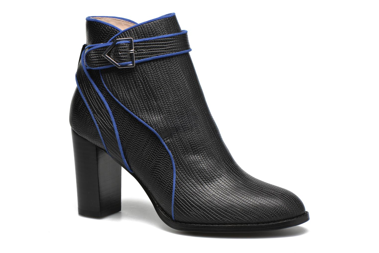 Ankle boots Mellow Yellow Alida Black detailed view/ Pair view