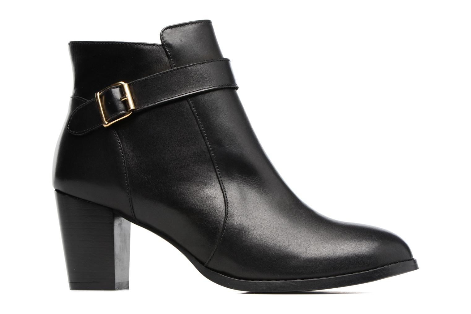 Ankle boots Mellow Yellow Postiche Black back view