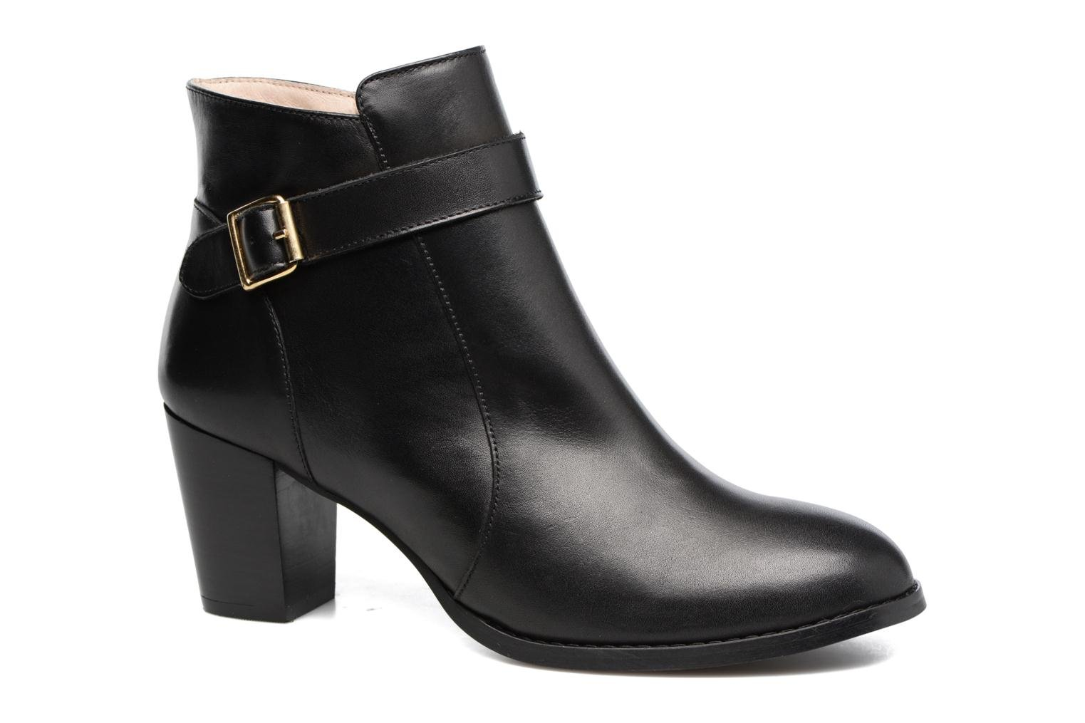 Ankle boots Mellow Yellow Postiche Black detailed view/ Pair view