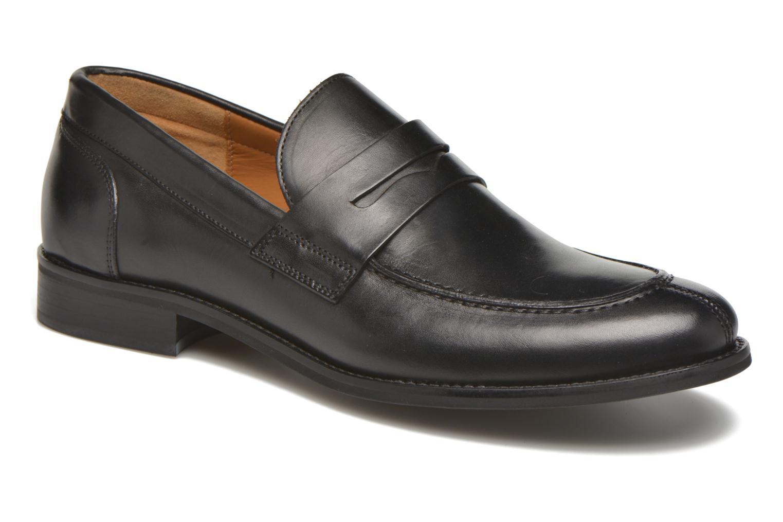 Slipper Marvin&Co Nantlle schwarz detaillierte ansicht/modell