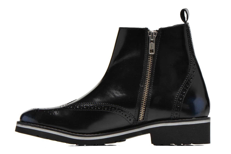 Ankle boots Melvin & Hamilton Esther 3 Black front view