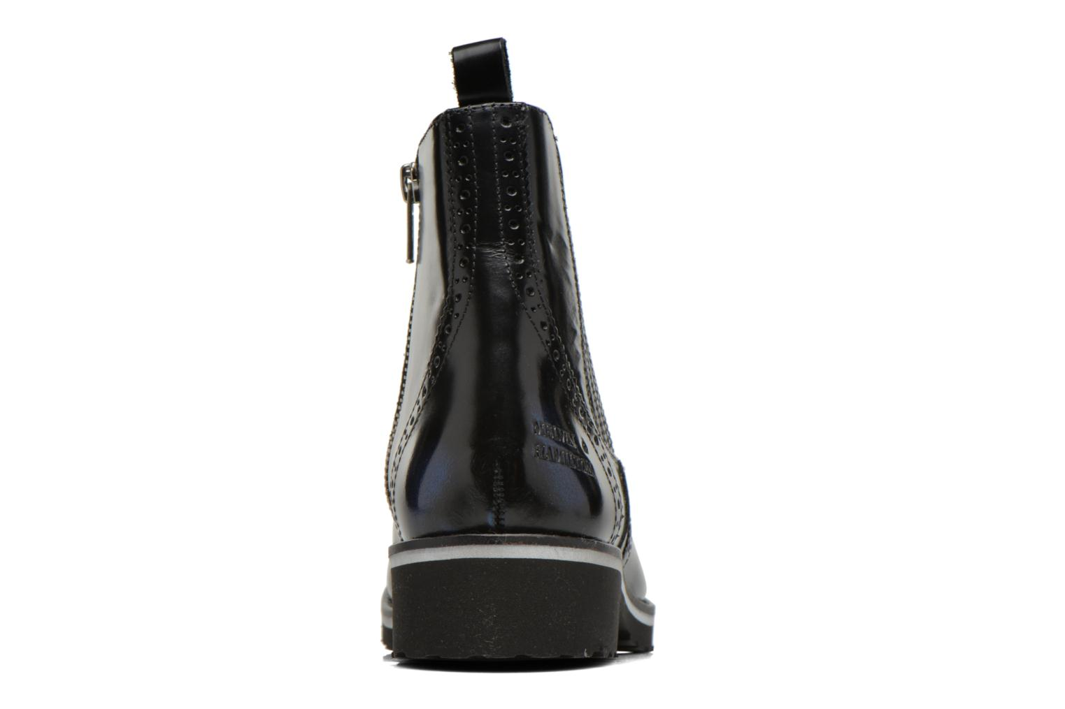 Ankle boots Melvin & Hamilton Esther 3 Black view from the right