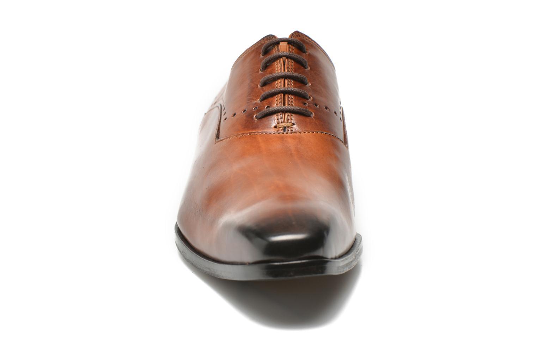 Chaussures à lacets Melvin & Hamilton Ethan 1 Marron vue portées chaussures