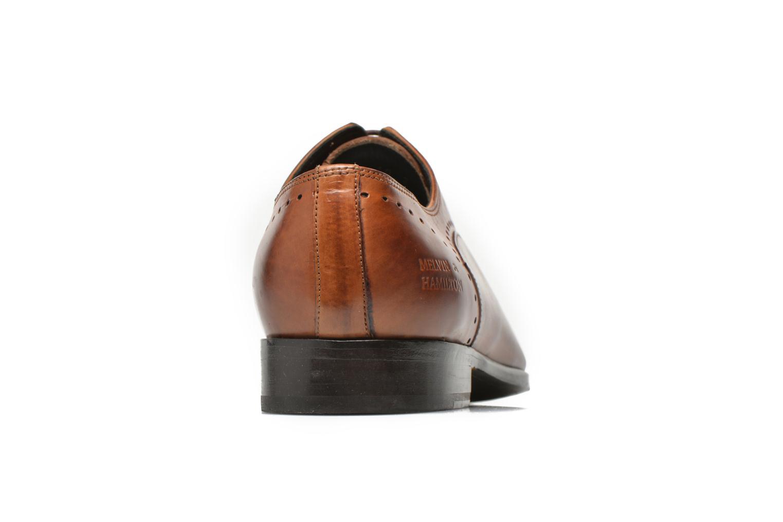 Chaussures à lacets Melvin & Hamilton Ethan 1 Marron vue droite
