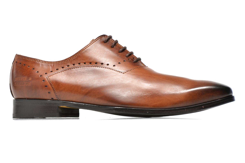 Chaussures à lacets Melvin & Hamilton Ethan 1 Marron vue derrière