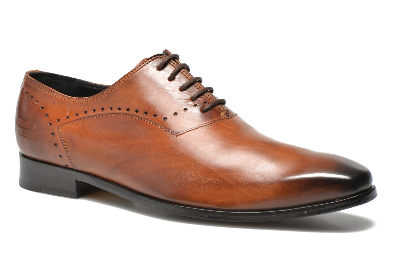 Chaussures à lacets Melvin & Hamilton Ethan 1 Marron vue détail/paire