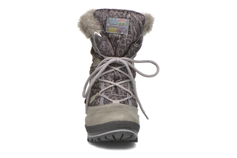 Zapatillas de deporte Kimberfeel Alberta Gris vista del modelo
