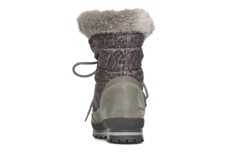 Chaussures de sport Kimberfeel Alberta Gris vue droite