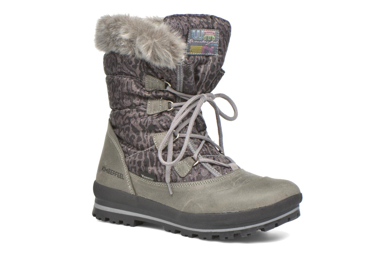 Chaussures de sport Kimberfeel Alberta Gris vue détail/paire
