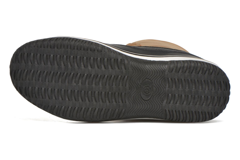 Zapatillas de deporte Kimberfeel Loris Beige vista de arriba
