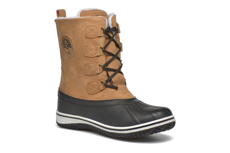 Zapatillas de deporte Kimberfeel Loris Beige vista de detalle / par