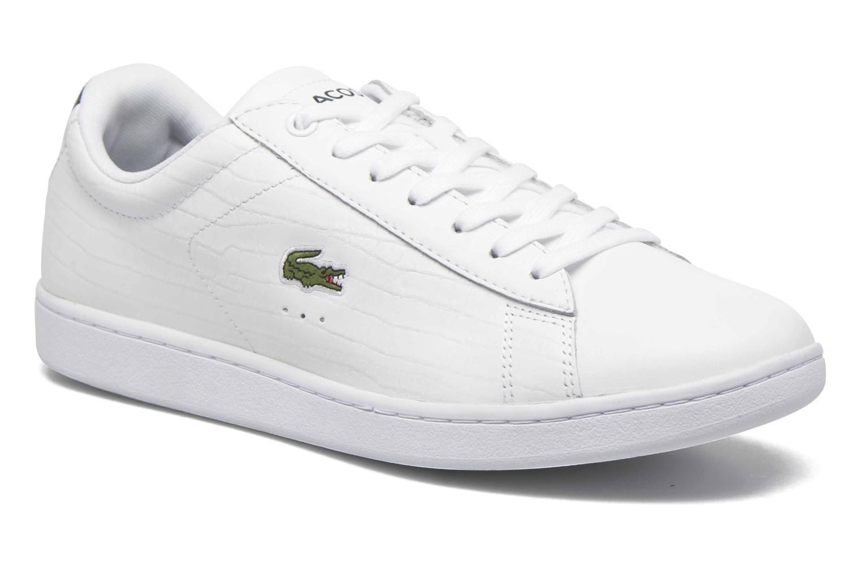 Sneaker Lacoste Carnaby Evo G316 7 Spm weiß detaillierte ansicht/modell