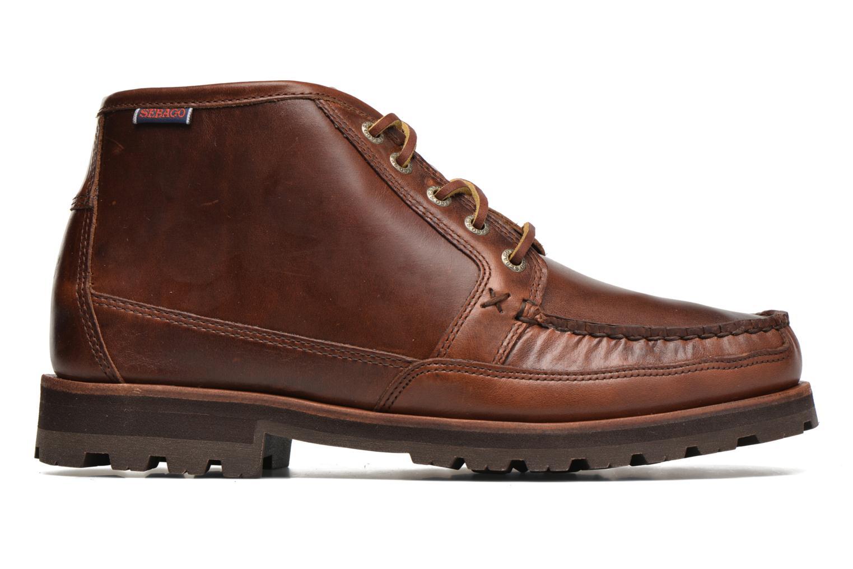 Stiefeletten & Boots Sebago Vershire Chukka braun ansicht von hinten