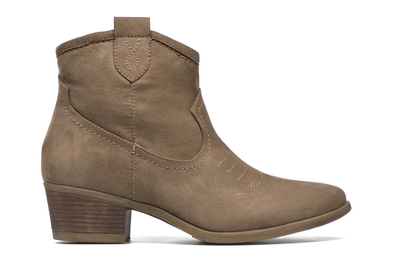 Bottines et boots I Love Shoes THOVE Marron vue derrière