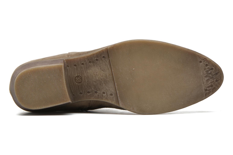 Bottines et boots I Love Shoes THOVE Marron vue haut