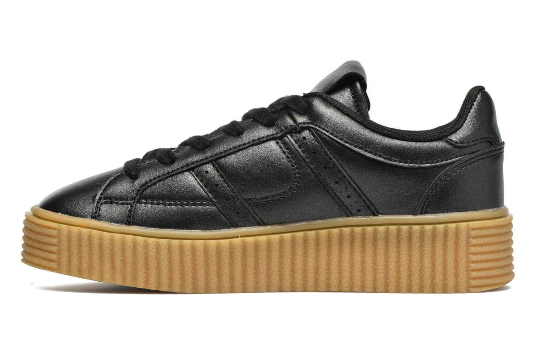 Deportivas I Love Shoes THAMI Negro vista de frente