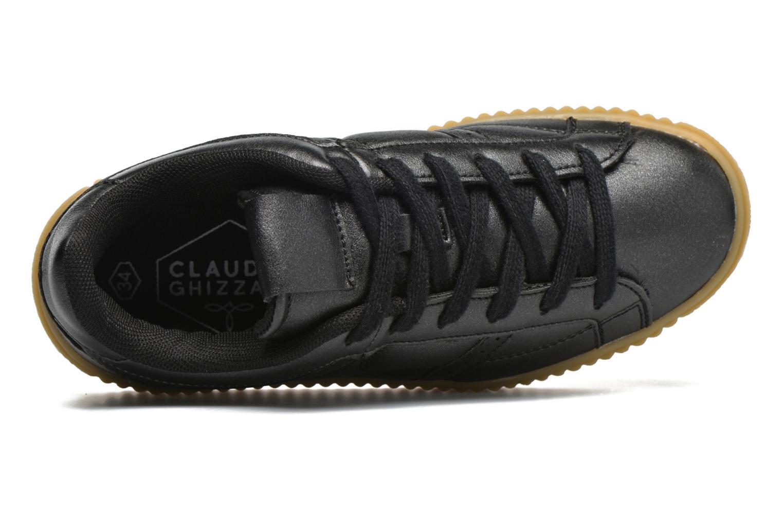 Deportivas I Love Shoes THAMI Negro vista lateral izquierda