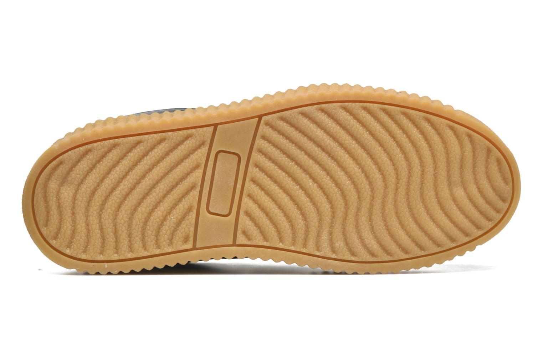 Baskets I Love Shoes THAMI Noir vue haut