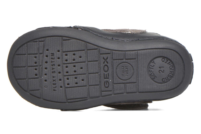 Zapatos con velcro Geox B Tutim B5439A Azul vista de arriba