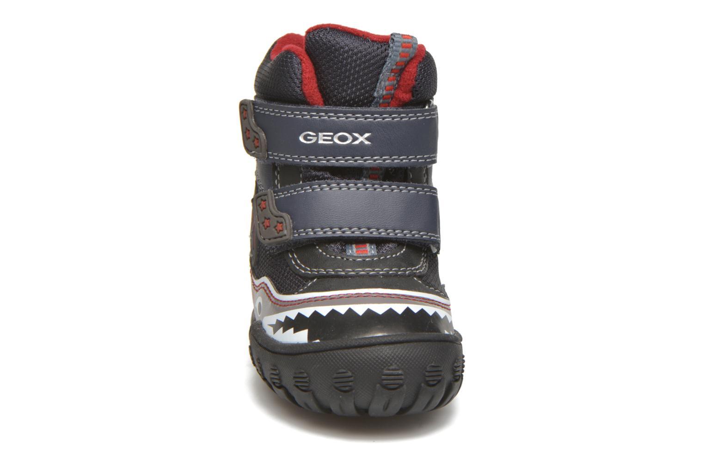 Bottines et boots Geox B Gulp B Boy ABX B5402A Bleu vue portées chaussures