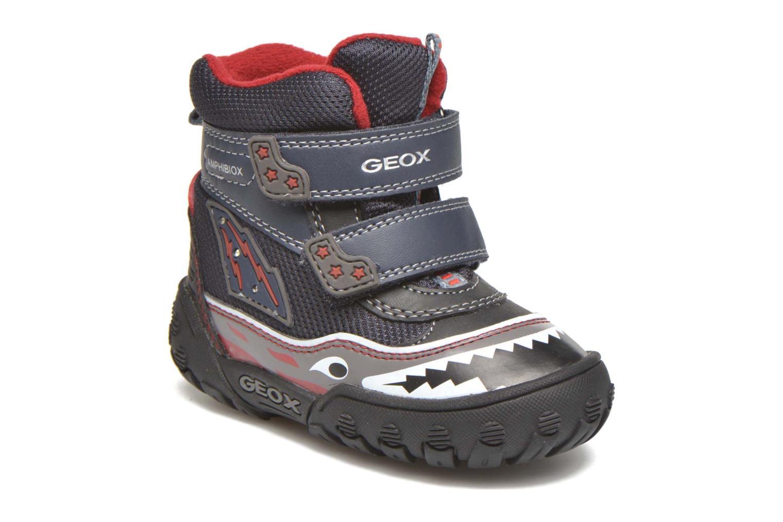 Bottines et boots Geox B Gulp B Boy ABX B5402A Bleu vue détail/paire