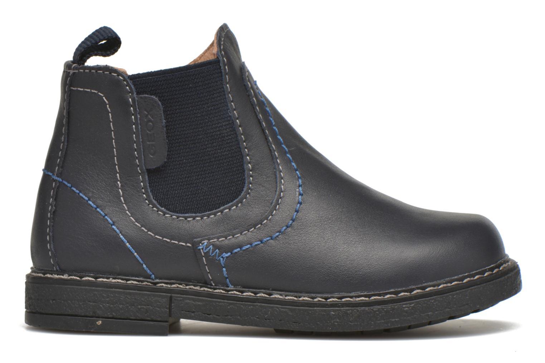Bottines et boots Geox B Glimmer B54D2A Bleu vue derrière