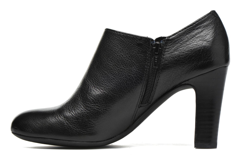 Bottines et boots Geox D New Mariele High D4498B Noir vue face