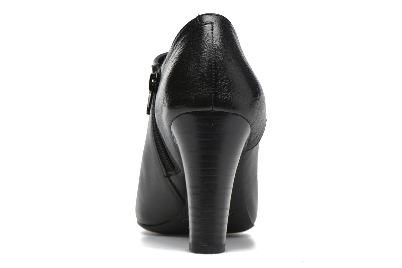 Bottines et boots Geox D New Mariele High D4498B Noir vue droite